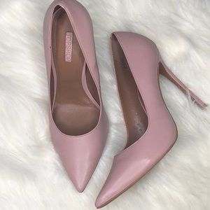 TOPSHOP PInk Heel Shoes